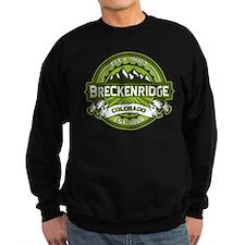 Breckenridge Green Sweatshirt