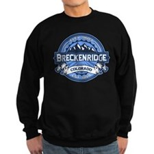 Breckenridge Blue Sweatshirt