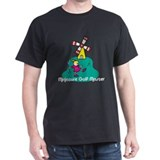 Miniature Golf  Black T-Shirt