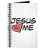 Jesus Loves Me Journal