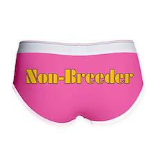 Non-Breeder Women's Boy Brief