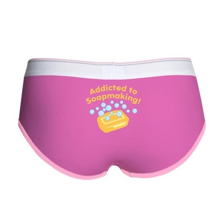 Addicted to Soap Craft Women's Boy Brief