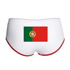 Portugal Flag Women's Boy Brief