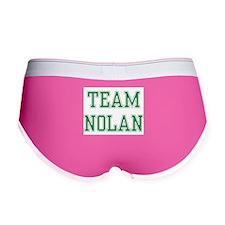 TEAM NOLAN Women's Boy Brief