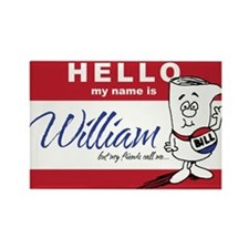 School HOuse Rocks! Hello my Rectangle Magnet (10