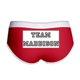 TEAM MADDISON Women's Boy Brief