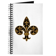 Fleur Fancy Football Journal