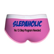 Sledaholic Women's Boy Brief