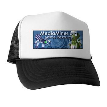 Mediaminer.org Trucker Hat