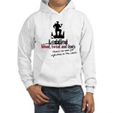 Blood, Sweat & Tears Jumper Hoody