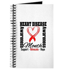 SupportHeartDiseaseMonth Journal
