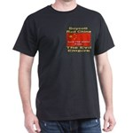 Boycott Red China Dark T-Shirt