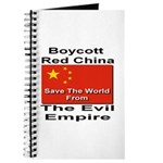 Boycott Red China Journal