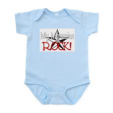 My Mommies Rock! Infant Bodysuit