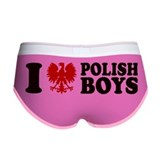 I Eagle Polish Boys Women's Boy Brief