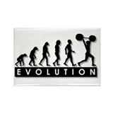Evolution of Body Building Rectangle Magnet