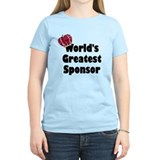 World's Greatest Sponsor T-Shirt