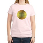 Here Comes the Surya Namaskar Women's Light T-Shir