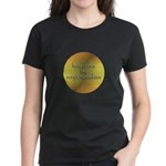 Here Comes the Surya Namaskar Women's Dark T-Shirt