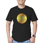 Here Comes the Surya Namaskar Men's Fitted T-Shirt