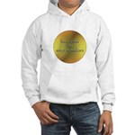 Here Comes the Surya Namaskar Hooded Sweatshirt