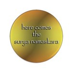 Here Comes the Surya Namaskar 3.5