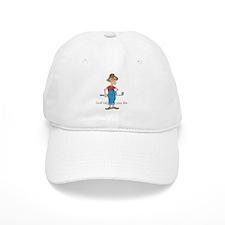Golf till you die Baseball Cap