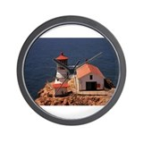 Point Reyes Lighthouse Wall Clock