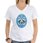 Heaven Sent Wellness Institut Women's V-Neck T-Shi