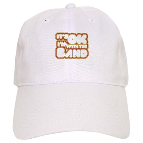 I'm With The Band Cap