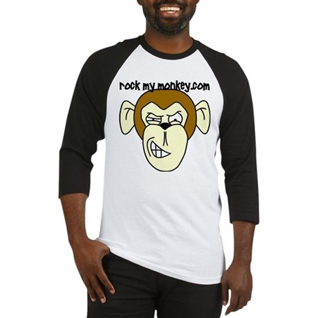 Rock My Monkey Baseball Jersey