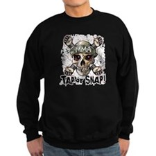 Tap or Snap Tattoo Sweatshirt