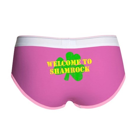 Welcome to Shamrock Womens Boy Brief
