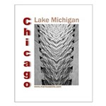 Lake Michigan Small Poster