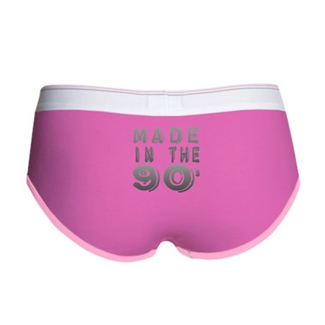 Made in the 90's Womens Boy Brief