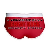 Great Dane Security Women's Boy Brief