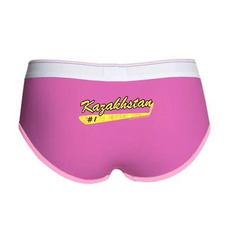 Team Kazakhstan Womens Boy Brief