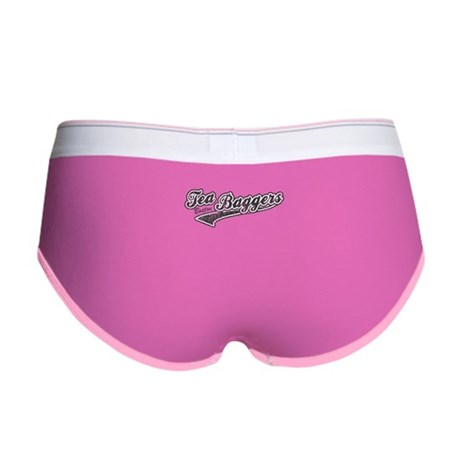 Boston Tea-Baggers Womens Boy Brief