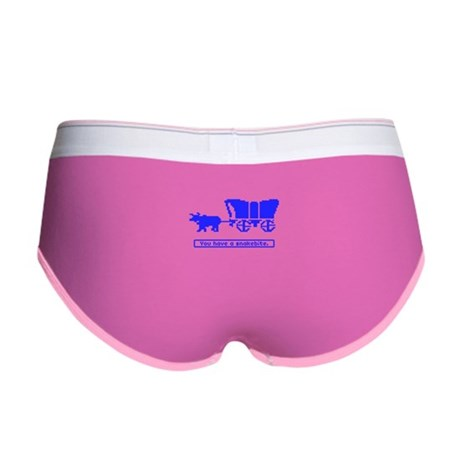 You Have a Snakebite Womens Boy Brief