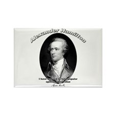 Alexander Hamilton 03 Rectangle Magnet (10 pack)