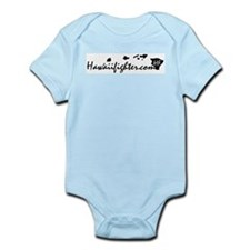 Hawaii Fighter Infant Creeper