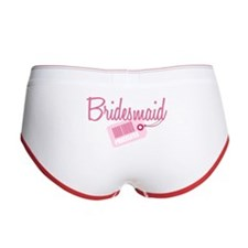 Priceless Bridesmaid Women's Boy Brief