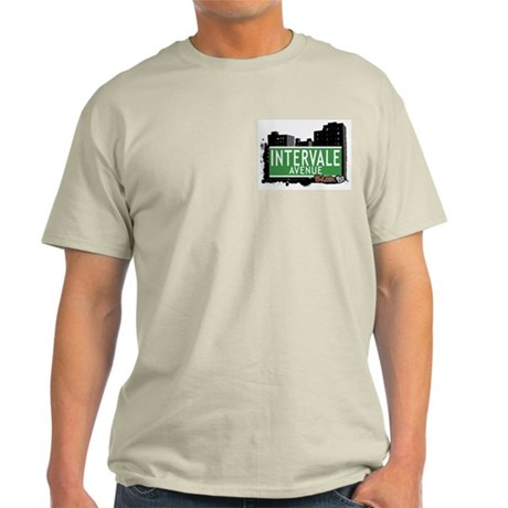 Intervale Av, Bronx, NYC Light T-Shirt