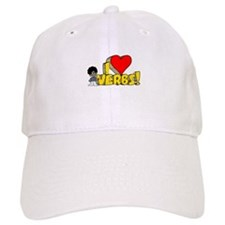 I Heart Verbs - Schoolhouse Rock! Baseball Cap