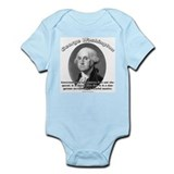 George Washington 02 Infant Creeper