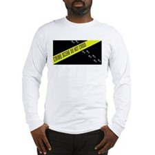 Crime Scene Long Sleeve T-Shirt