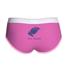 New Zealand Leaves Women's Boy Brief