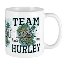 Team Hurley Small Mug
