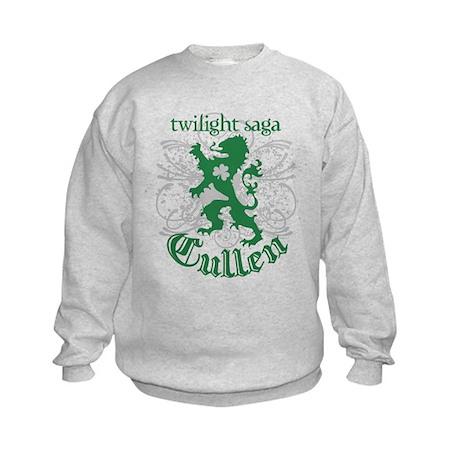 Cullen Crest Clover Kids Sweatshirt