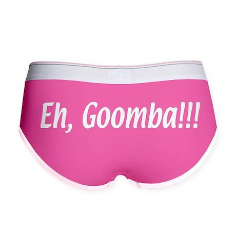 Italian Eh, Goomba Women's Boy Brief